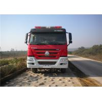 China Max Power 309KW Foam Fire Truck wholesale