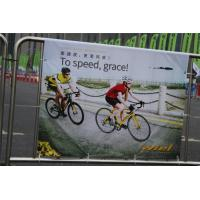 China Heavy Duty Personalised 1440 Dpi PVC Vinyl Banners With Eyelets wholesale