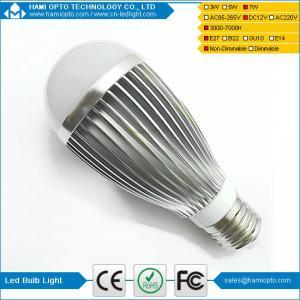 China 2018 newest led bulb lights 7w E27 solar led bulb light from China manufacture wholesale