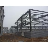 China Customized Steel Building Structures With H Shape Beams / Columns wholesale