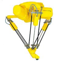 China Intelligent Electric Fanuc Robot Arm / Programmable Robot Arm Yellow Color wholesale