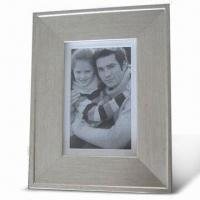 China PS Photo Frame, Available in Various Sizes and Colors wholesale