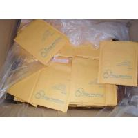 China Customized Brown  Kraft Bubble Mailer Bag For Transportation wholesale