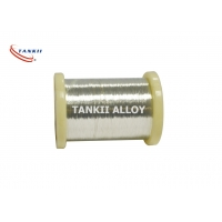 China ASTM 0.6mm Pure Nickel Alloy For Side Electrode 462Mpa wholesale