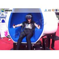 China New 9d Vr Cinema Riding 360 Interactive Game Simulator Machine wholesale