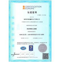 Shenzhen Shichuangxinke Electronics Co.,Ltd Certifications