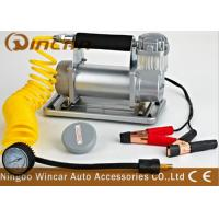 China Metal Auto Tyre Inflator Tool 150psi Max Pressure Electronic small portable air compressor Pump wholesale