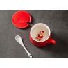 Buy cheap Promotional 350ml 12 Oz Plain Porcelain Mugs from wholesalers