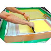 Buy cheap High Tension Nylon,PET Printing White And Yellow Screen Mesh For Textile And Glass Printing from wholesalers