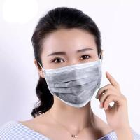China Outside Activated Carbon Dust Mask Odorless Resist Bacteria / Other Microbe wholesale