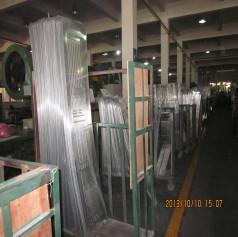 China Aluminum roll bond refrigerator evaporator wholesale