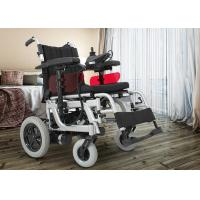 China Wholesale cheap price aluminum portable disabled electric wheelchair with battery wholesale