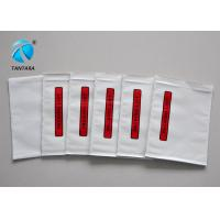China Waterproof Packing List Enclosed Envelopes , Plastic Document enclosed pouches wholesale