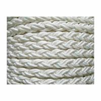 China Boat Yacht Marine Anchor Rope 56mm Diameter Woven Bag Packing Certain Elasticity on sale