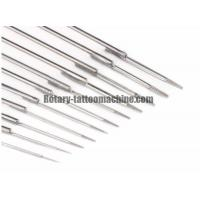 Buy cheap Specific Round Liner Disposable Tattoo Needles 304 Medical Stainless Steel Material from wholesalers