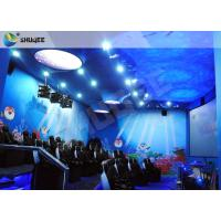 China Cost-effective Whole Set 5D Theater System With Special Effects And Electric System wholesale