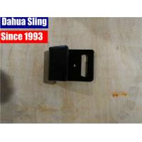 """Quality Black 2""""  Heavy Duty Flat Ratchet Strap Hooks 10000lbs ISO 9001 / CE for sale"""