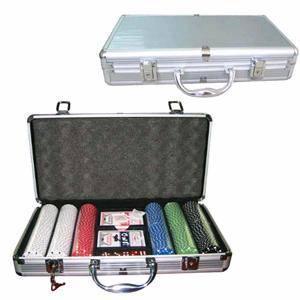 China 300pcs Poker Chip Set wholesale