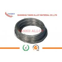 China 0cr27al7mo2 Fecral Alloy Heat Resistant Wire For Electric Stove / Spring Heating wholesale
