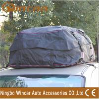 China 1000 D Tarpaulin Roof Top Cargo storage Bag for 4x4  car / auto Travelling from Ningbo Wincar wholesale