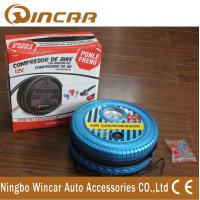 Quality 57cm Rope Low Profile Tire Inflation Air Inflator Pump 16mm Cylinder for sale