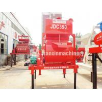 China China low cost light weight new designed self loading auto concrete mixer js500 wholesale