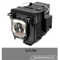 China Original Projector Lamp with housing For Epson Eb-585wi Projector (ELPLP80) wholesale