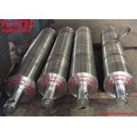 Buy cheap 3 Stages Telescopic Hydraulic Cylinder For Hydraulic Lifting Equipment from wholesalers
