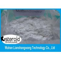 Oral Anabolic Steroids Dianabol CAS 72-63-9 Methandrostenolone White Powder for Loss Fat and Muscle Gain