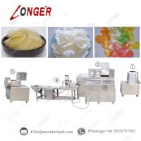 China Shrimp Crackers Making Machine|Commercial Shrimp Chips Production Line|Prawn Crackers Making Machine on sale