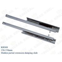 Buy cheap NEW 450mm Concealed Telescopic slides KRS08 from wholesalers