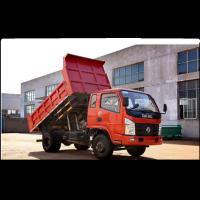 China 6 Wheeler Small Cargo Truck , 4x2 5 Tons Light Tipper Truck Dongfeng Brand wholesale