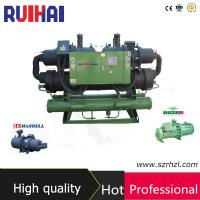 China 60P Industrial Screw Water Chillers with Heat Recovery from Ruihai wholesale