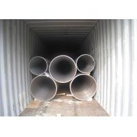 ASTM A335 P91 Seamless Alloy Steel Pipe High Pressure Boiler tube 1422 * 140mm size