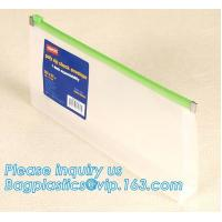 China POLY ZIP CHECK ENVELOPE BAGS, CHECK BAG, CHECK ENVELOPE, ZIP PACK, ZIPLOC SYSTEM, SLIDE ZIP CHECK BAG, SLIDER CHECK ENVE on sale