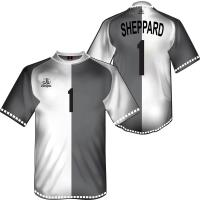 Quality Dye Sublimated Soccer Jersey Team Uniforms, Football Teamwear Shirts For Men for sale