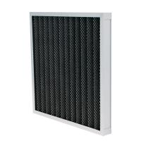 China Activated carbon air filter deodorizer filter for eliminate peculiar smell wholesale
