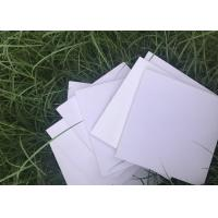 China Indoor House Decoration PVC Construction Board Weather Proof 0.3g / Cm3 Density wholesale