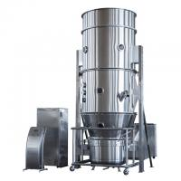 Buy cheap GMP Standard PLC Control Fluidized Bed Granulator Machine For Foodstuff Use from wholesalers