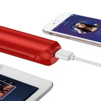 Quality Long Lasting 8000MAh Mini Portable External Charger Quick Cahrge for Mobile and Tablet for sale