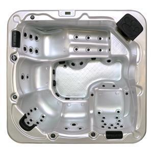 China Lucite Acrylic Portable Bathtub for Garden (A511) wholesale
