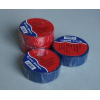 China Red Rubber Electrical Tape , Air Conditioning Pipe Insulation Tape wholesale