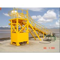 China Gangway Column E1 consists of main ladder, deck ladder and frame. It is applicable to 3000 DWT to 30000 DWT Jetty. wholesale