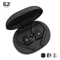 China Noise Cancelling TWS Bluetooth Earphone KZ E10 TWS Wireless Touch Control Headset Sport wholesale