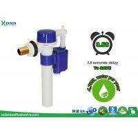 China Delay Fill Side Entry Inlet Valve To Save More Water For Concealed Cistern wholesale