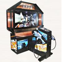 China 55' LCD Arcade Multi Operation Ghost Electronic Original Simulator Indoor Shooting Games Machine wholesale