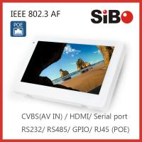 China Good quality  Android Home Tablet With wifi bluetooth Ethernet RJ45 For Wall mounting wholesale