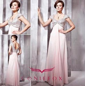 China petite cocktail dresses under 100,  low v-neck cocktail dresses for petite wholesale