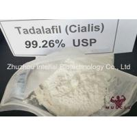 China Legit Raw Tadalafil Steroid Powder / Cialis CAS 171596-29-5 Treatment Male Erectile Dysfunction wholesale