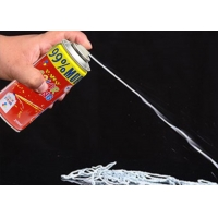 China Glossy Color 4-5 Meters Anti Flammable Silly String Spray wholesale